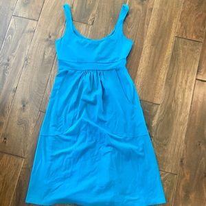 Susana Monaco Turquoise Dress